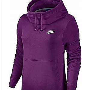 Nike High Neck Sweatshirt
